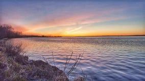 El lago imágenes de archivo libres de regalías