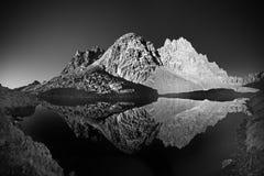 El lago 1 Azgeck Foto de archivo