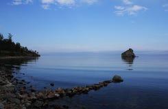 El lago Baikal Fotos de archivo libres de regalías