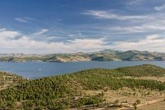 El lago Baikal Foto de archivo libre de regalías