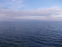 El lago Balatón - Hungría imagen de archivo