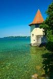 El lago de Constanza en Alemania Imagen de archivo
