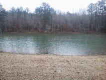 El lago del trullo Imagenes de archivo