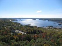 El lago Hurón 2 Imagen de archivo
