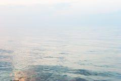 El lago Ladoga Fotos de archivo libres de regalías