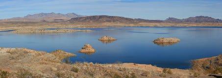 El lago Mead Fotografía de archivo
