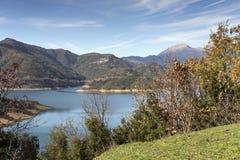 El lago mountain Foto de archivo libre de regalías