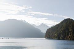 El lago Starnberg en Alemania Fotografía de archivo libre de regalías