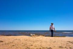 El lago Superior en el verano imagen de archivo libre de regalías