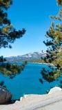 El lago Tahoe Foto de archivo libre de regalías