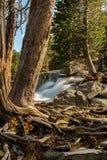 El lago Tahoe en octubre Foto de archivo libre de regalías