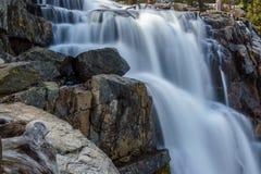 El lago Tahoe en octubre Fotografía de archivo libre de regalías