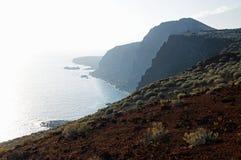 El Lajial - El Hierro, Канарские острова Испания Стоковые Изображения RF