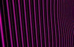 El laser púrpura barra el fondo de Digitaces Imagen de archivo libre de regalías