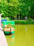 El Lazienki real Parque de Lazienki, Varsovia Imagenes de archivo