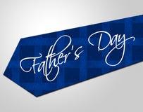 El lazo del día de padres significa el saludo de Joy And Fun Fotografía de archivo libre de regalías