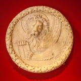 El león de Venecia Imagen de archivo libre de regalías