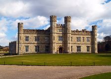 El Leeds Castle en Inglaterra #3 imagen de archivo libre de regalías