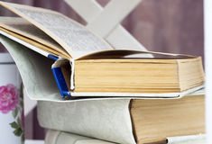 El libro Fotografía de archivo libre de regalías