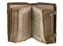 El libro antiguo Imagenes de archivo