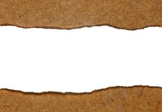 El Libro Blanco es puesta tabla de madera rasgada Imagen de archivo