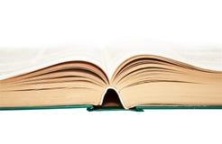El libro educativo grueso Imagen de archivo