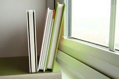 El libro verde de la cubierta Foto de archivo libre de regalías