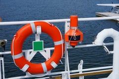 El lifebuoy Imágenes de archivo libres de regalías