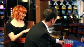 El ligar en casino metrajes