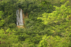 El Limon waterfall Stock Image