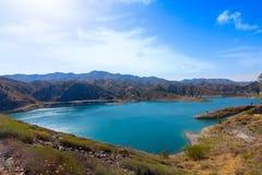 El Limonero Reservoir Royalty Free Stock Photography