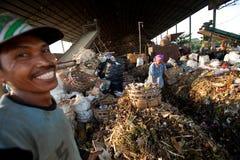 El limpiar en el vaciado Fotografía de archivo libre de regalías