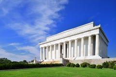 El Lincoln memorial Imagen de archivo