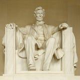 El Lincoln memorial Fotos de archivo libres de regalías