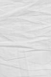 El lino más textura de los tipos de tela de algodón del algodón, primer vertical detallado de la luz natural, vintage arrugado rú imagenes de archivo