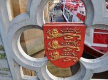 El Londres estándar real Inglaterra Imagen de archivo