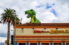 El Los Ángeles-Ripley's lo cree o no foto de archivo