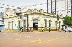El lugar histórico llamado Casa hace Artesao Foto de archivo libre de regalías