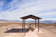 El lugar para se relaja en la hermosa vista Foto de archivo