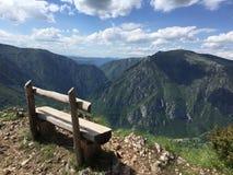 El lugar perfecto para sentarse y apenas para relajar su mente fotos de archivo libres de regalías