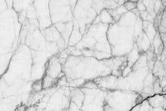 El mármol blanco y negro abstracto modeló el fondo de la textura (de los modelos naturales) fotografía de archivo libre de regalías