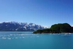 El más glasier en verano Foto de archivo