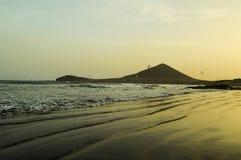 El Médano, Tenerife obrazy royalty free