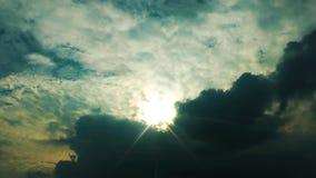 El místico se nubla lapso de tiempo metrajes