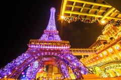 El Macao parisiense fotos de archivo libres de regalías