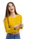 El mandar un SMS a mi amigo Imagen de archivo