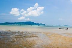 El mar Foto de archivo libre de regalías