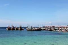 El mar Fotografía de archivo libre de regalías