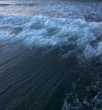 El mar agitado Imagenes de archivo