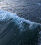 El mar agitado Foto de archivo